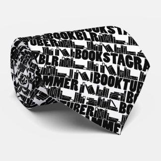 Bookish Media Professional (tie) Neck Tie