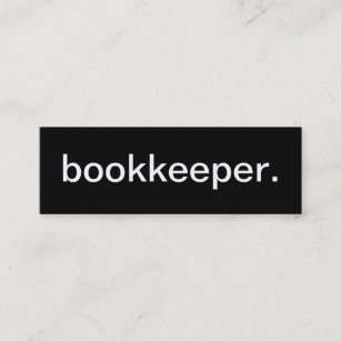 Bookkeeping business cards templates zazzle bookkeeper business card colourmoves