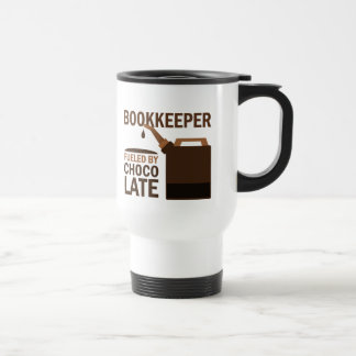 Bookkeeper Gift (Funny) Travel Mug