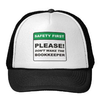 Bookkeeper / Wake Trucker Hat