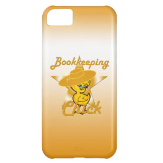 Bookkeeping Chick #10 iPhone 5C Cover