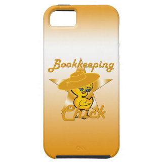 Bookkeeping Chick #10 iPhone SE/5/5s Case