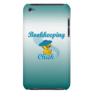 Bookkeeping Chick #3 iPod Touch Covers