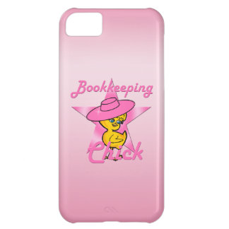 Bookkeeping Chick #8 Case For iPhone 5C