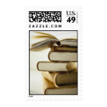 Booklovers Postage Stamp