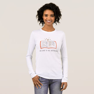 Booklover's shirt