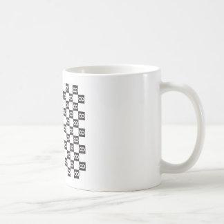 Bookmans wrapped design coffee mug