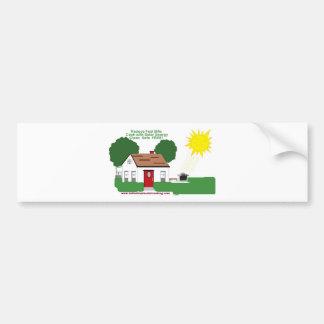 Bookmark 01 bumper sticker