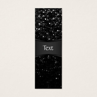 Bookmark Business Card Crystal Bling Strass