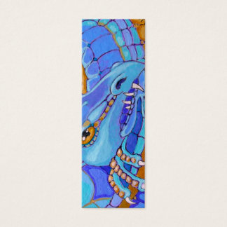 BOOKMARK -  Dragon Mini Business Card