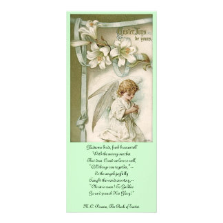Bookmark: Easter Joys Rack Card