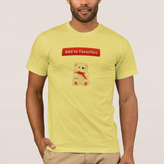 Bookmark favorites T-Shirt