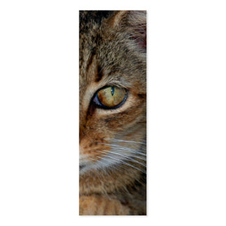 """Bookmark or profile card """"Cats Rule"""""""