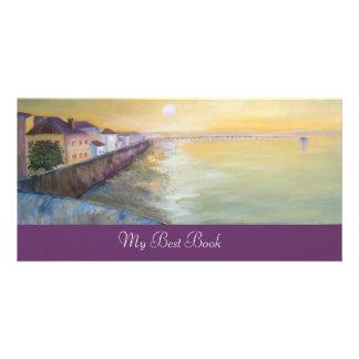 BOOKMARK PHOTO GREETING CARD