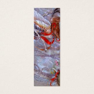 BOOKMARK - Winged Centaur Mini Business Card