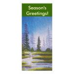 Bookmarker Season's Greetings Rack Cards