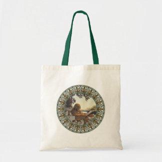 Bookplate Bookbag I Canvas Bags