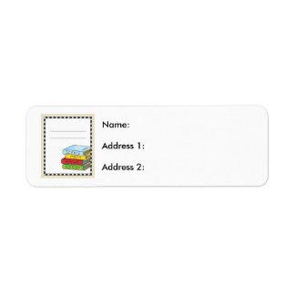 Bookplate Classroom Label