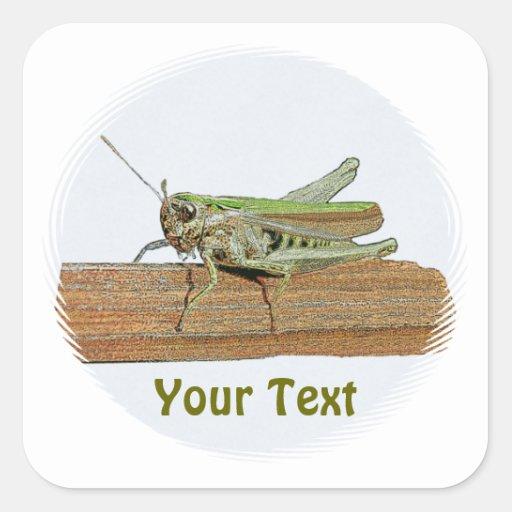 Bookplate verde de la etiqueta del regalo del