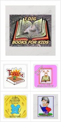 Books4Kids on Zazzle
