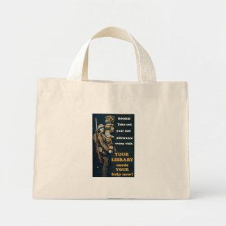 Books allowance bag