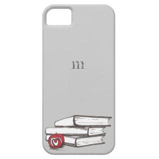 Books + An Apple   Customizable iPhone SE/5/5s Case