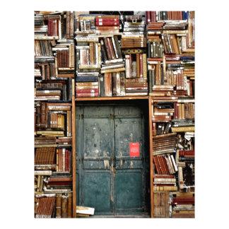 Books and Books Letterhead