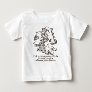 Books are Constant Tee Shirt