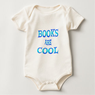 Books are Cool Baby Bodysuit