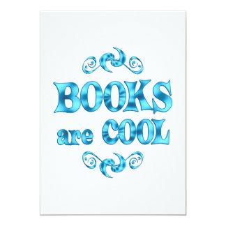 Books are Cool Personalized Invites