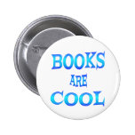 Books are Cool Pin