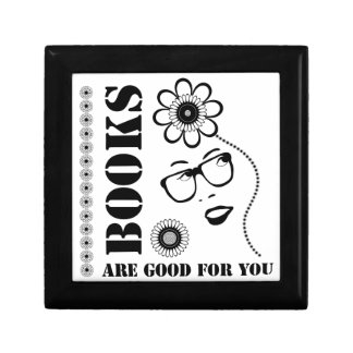 Books Are Good For You Gift Box