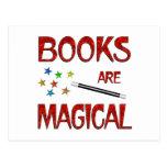 Books are Magical Postcard