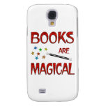 Books are Magical Samsung Galaxy S4 Cases
