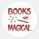 Books are Magical Sticker