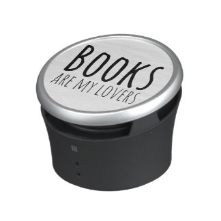 Books are my Lovers Speaker
