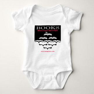 Books Baby Bodysuit