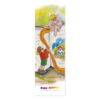 Books - bookmark for everyone! mini business card