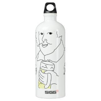 Books & Brews Logo SIGG Traveler 1.0L Water Bottle