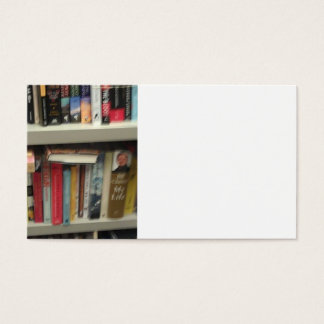 Books Business Card
