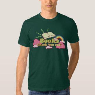 Books Check Em Out T-Shirt
