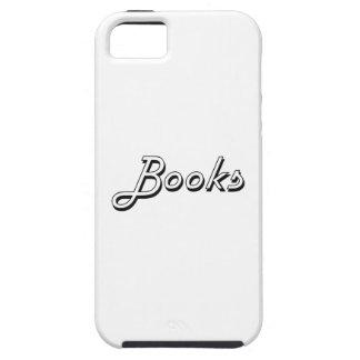 Books Classic Retro Design iPhone 5 Case