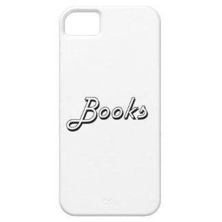 Books Classic Retro Design iPhone 5 Cases