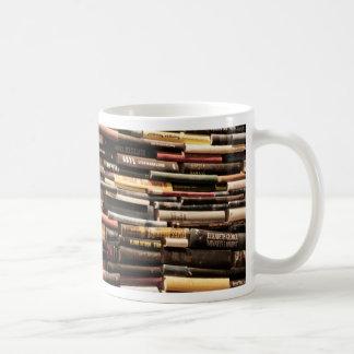 Books Coffee Mug