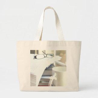 Books Coffee Need I Say More Canvas Bag