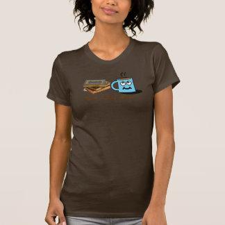 Books & Coffee: Need I Say More? Shirts