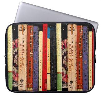 Books Computer Sleeve