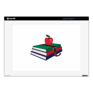 Books Decal For Laptop
