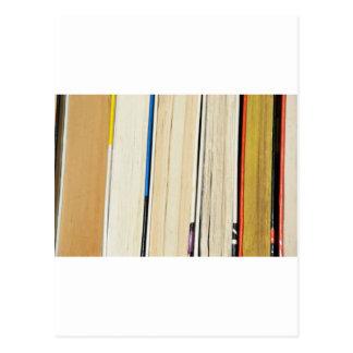 Books Detail Postcard