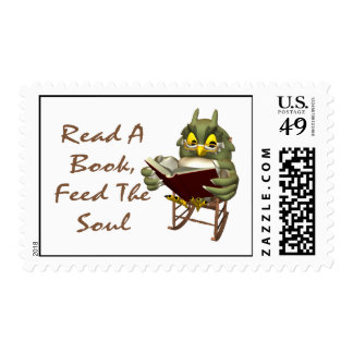 Books Feed The Soul Wise Owl Postage